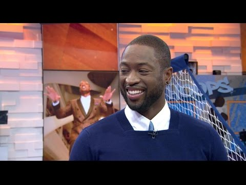 talks - The NBA star talks about the newly crafted Wade family, and his excitement to be back on the court.
