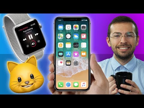 iPhone X, iPhone 8, Apple Watch Series 3, 4K Apple TV Announced - #CoffeeWithCurtis