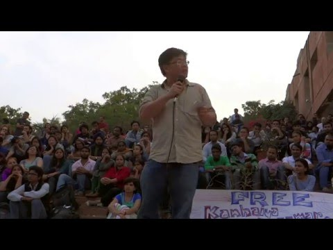 Lawrence Liang | JNU Alternative Classroom