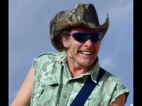 Ted Nugent Says His 'Buddies' Ready to Start Armed Revolt Video