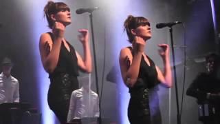 Overcome-live at Café de la danse