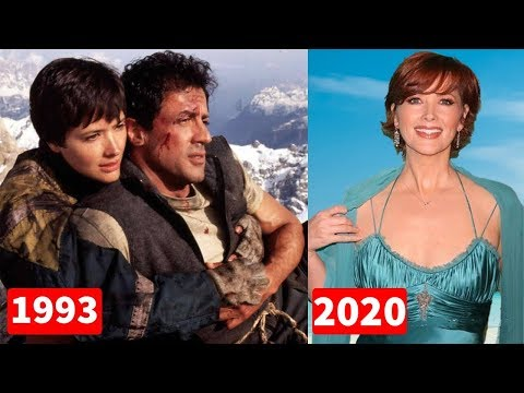Cliffhanger 1993 ★ Cast Then And Now 2020
