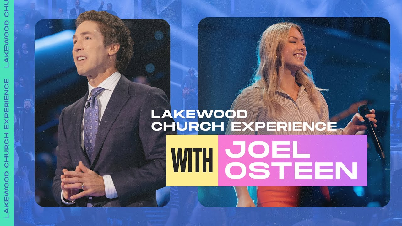 Sunday Live Service August 15 2021 with Joel Osteen at Lakewood Church