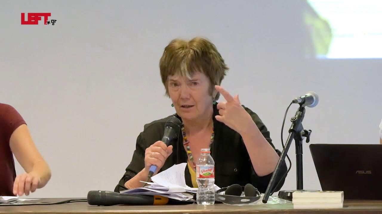 Για την ανάκτηση των δημοσίων υπηρεσιών -Χίλαρι Γουεϊνράιτ