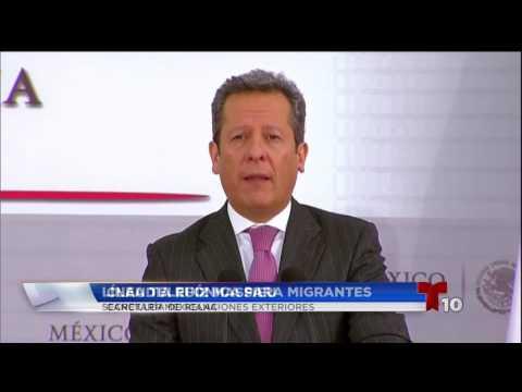 Línea Telefónica Para Migrantes