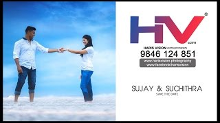 Sujay & Suchithra | SAVE THE DATE