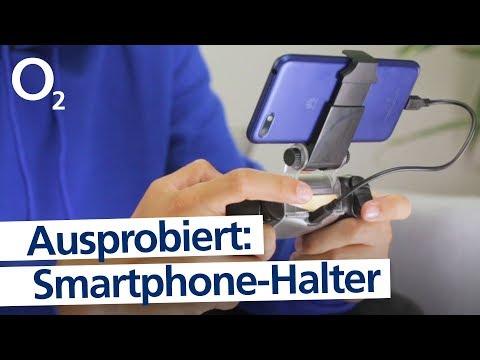 Die besten Smartphone-Halter im Test - Handy-Halterungen für alle Gelegenheiten