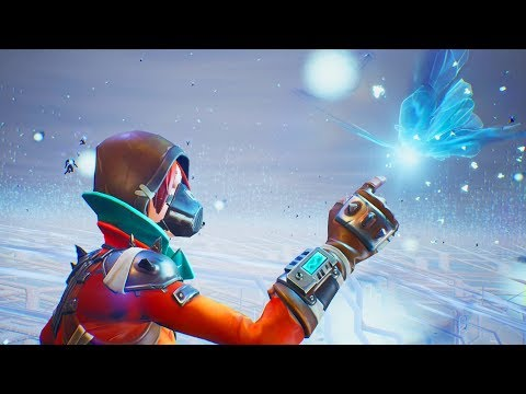 FORTNITE FULL CUBE BUTTERFLY EVENT GAMEPLAY! (The Cube One Time Event Live)