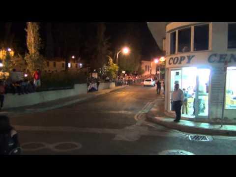Prolog Rajdu Cypru i problemy z kibicami