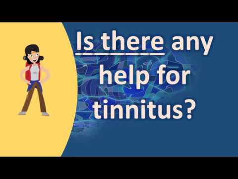 Is there any help for tinnitus ? | Better Health Channel