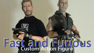 Nonton Fast and Furious Custom Action Figure 1/6 Film Subtitle Indonesia Streaming Movie Download
