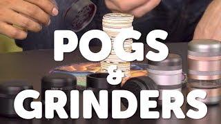 Kannastor GR8TER Grinders review :POG slammers? by 420 Science Club