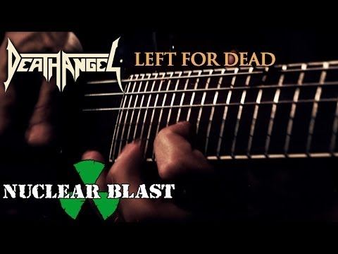 DEATH ANGEL - Left For Dead