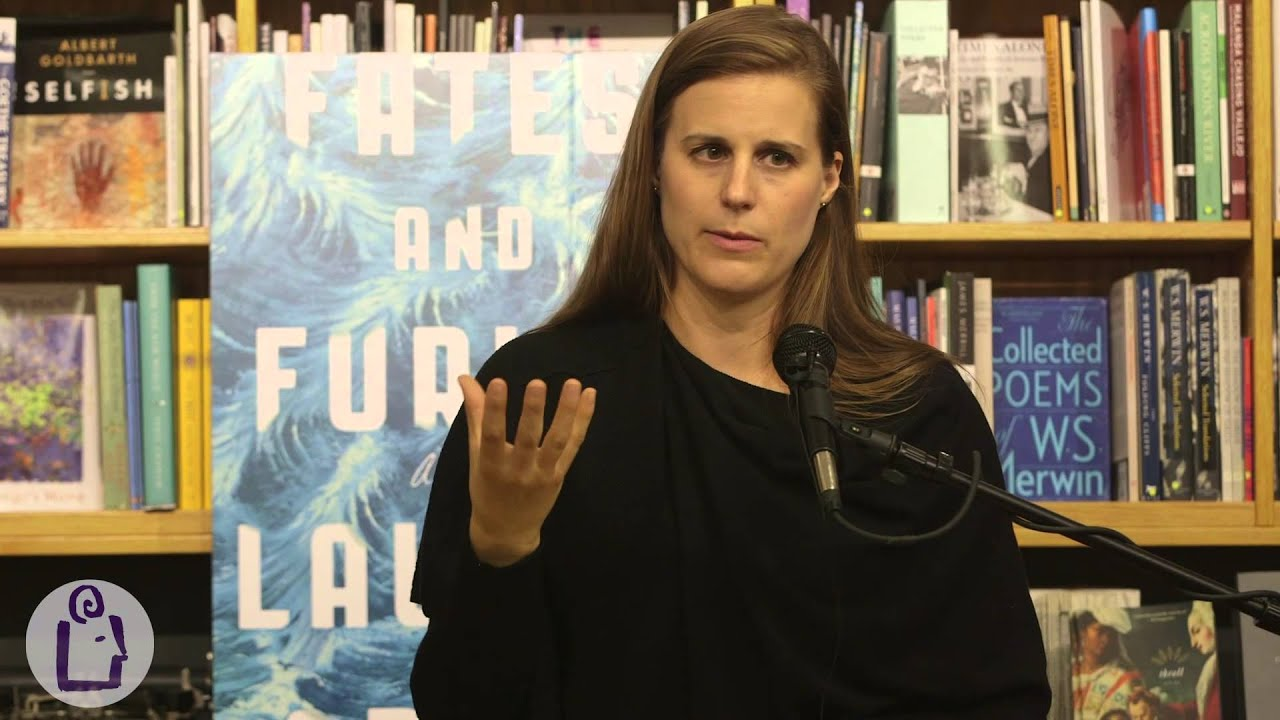 Lauren Groff introduces Fates & Furies at University Book Store – Seattle