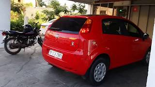 Automatic Car Parking System  My Red FIAT Punto in Queue  1080p
