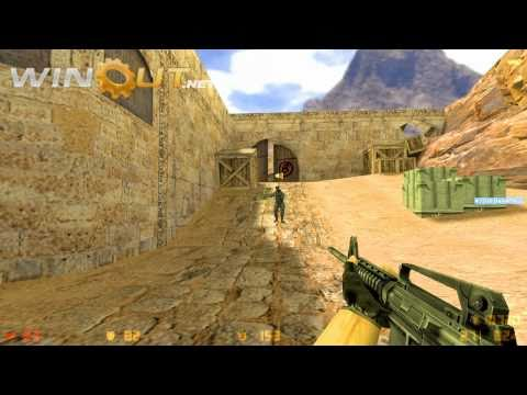 Counter-Strike 1.6 Guide: M4A1 Rifling Techniques, Recoil Theory, Patterns, Control & More