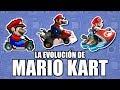 La Evoluci n De Mario Kart Leyendas Videojuegos
