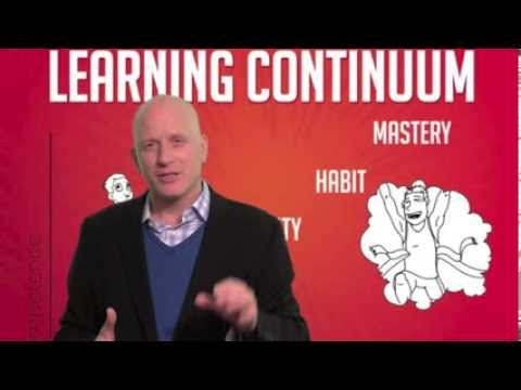 Moving to Mastery - Learning Continuum