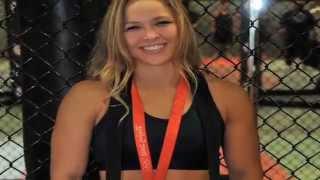 ronda rousey women  mma  judo  jiu jitsu highlight