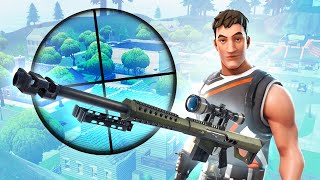 Fortnite: New Heavy Sniper Review (feat. Rocky) - Fortnite Show Ep. 8