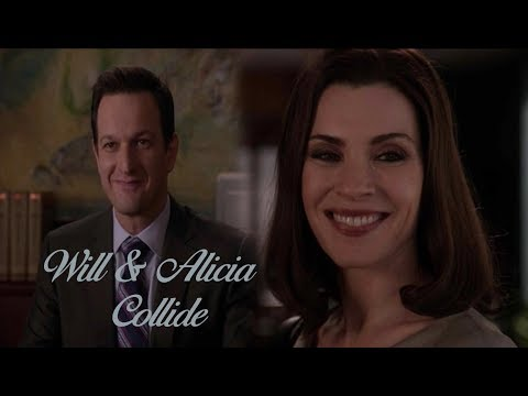 The Good Wife || Collide || Will and Alicia