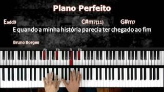 Download Lagu Plano Perfeito (Renascer Praise 18) - por Bruno Borges (Piano Cover) Mp3