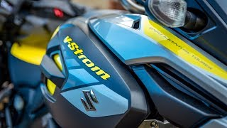 7. Bike Review | 2018 Suzuki Vstrom 1000XT (and friends)