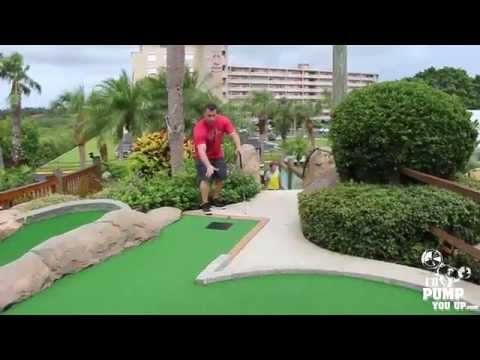 Mini Golf Epic Fail Collab with Tim Muriello and Big J