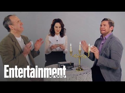 Downton Abbey Stars Play Cards Against Humanity Part