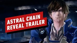 Astral Chain Reveal Trailer From PlatinumGames - Nintendo Direct