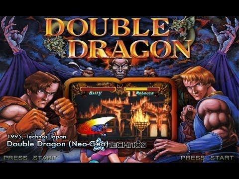 double dragon neo geo aes