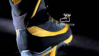 Высокотехнологичные легкие ботинки с бесшовной конструкцией SubSkin Injection La Sportiva Trango Alp Evo GTX
