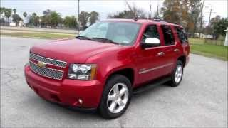 2013 Chevrolet Tahoe LTZ Review On TheTXANNchannel