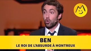 Video Ben : le roi de l'absurde à Montreux MP3, 3GP, MP4, WEBM, AVI, FLV September 2017