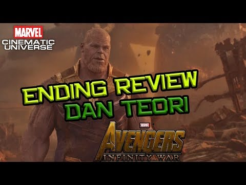 (SPOILER KERAS!!) Ending Review Avengers Infinity War  | Marvel Indonesia