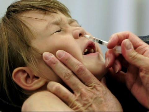 Doctors Urge Flu Shots, No Nasal Spray for Kids