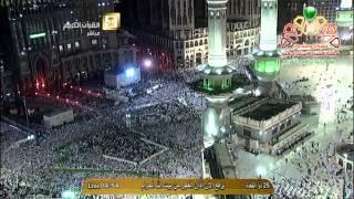 أذان الفجر من المسجد الحرام السبت 25-11-1435 المؤذن فاروق حضراوي | HD