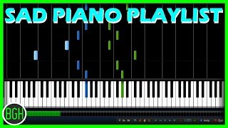 Video Sad & Emotional Piano Music Playlist MP3, 3GP, MP4, WEBM, AVI, FLV Juni 2018