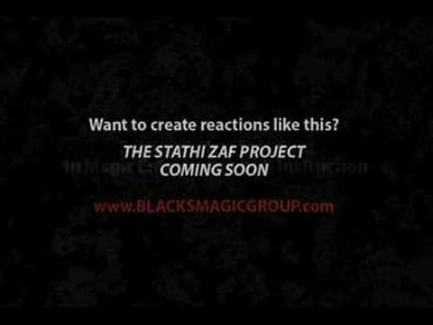 The Stathi Zaf Project [Underground Magic] – Learn Magic Tricks!