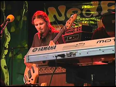 motet - Here is a fun clip to get your feet moving. These guys can really boogie. The rain was falling and nobody seemed to care.