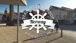 Stavanger Norway  city photos : STAVANGER, NORWAY || Hiking the Preikestolen