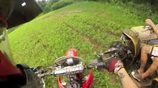 8. 2013 Crf250x Hillclimb and more