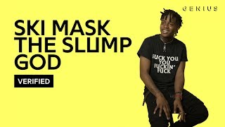 "Video Ski Mask The Slump God ""BabyWipe"" Official Lyrics & Meaning 
