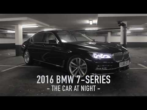 2016 BMW 730Ld at Night from TheChauffeur.com