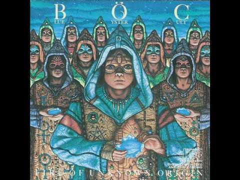 Tekst piosenki Blue Öyster Cult  - Fire of unknown origin po polsku