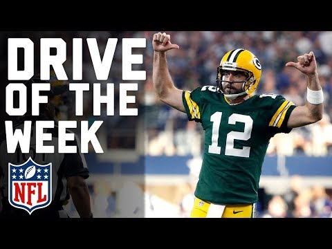 Video: How Aaron Rodgers Exploited the Cowboys Defense in Game-Winning Drive | NFL Highlights
