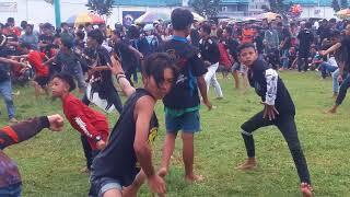 Mendem Massal Ebeg TEATER JANUR Tanjung Purwokerto