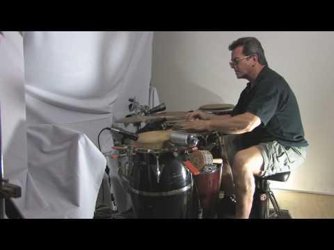 Larry Marc Aurele plays Funky Swing