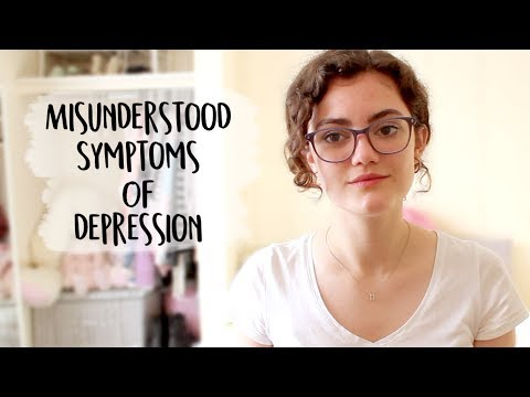 Depression Symptoms That Aren't Talked About