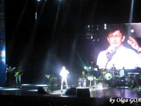 Sonu Nigam's Concert - Moscow, Russia - 10 August 2013 (part 3) (видео)